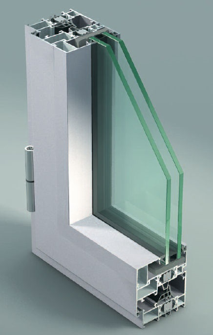 Doble acristalamiento for Ventanas de aluminio doble vidrio argentina